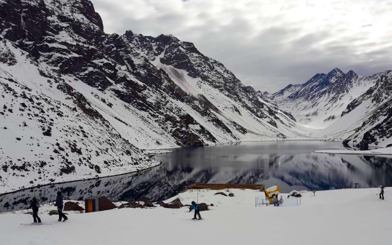 Laguna del Inca - Portillo Ski Resort